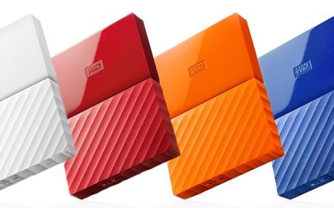 Western Digital : nouveaux design de disques durs et une gamme de SSD