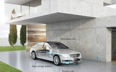 Recharge Qualcomm: du sans fil pour les voitures et de la vitesse pour les smartphones