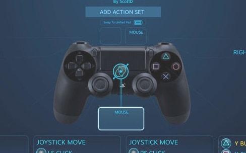 La DualShock 4 bientôt pleinement compatible avec Steam