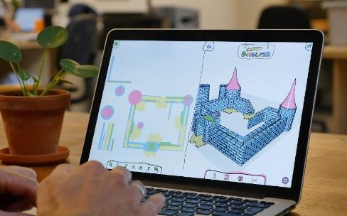 Doodle 3DTransform, un Kickstarter pour rendre l'impression 3D enfantine