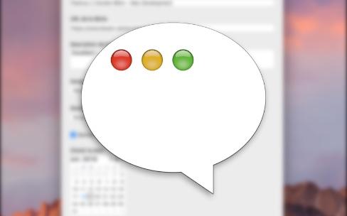 Pashua ajoute un brin d'interface à AppleScript