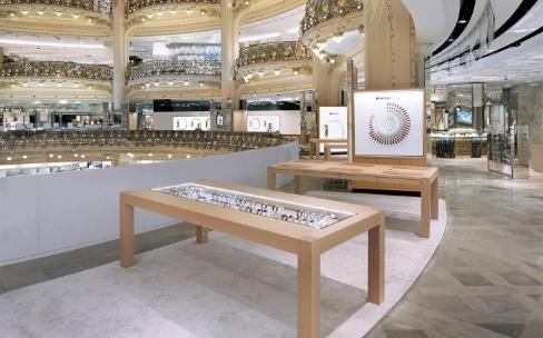 Apple quitterait les Galeries Lafayette en 2017