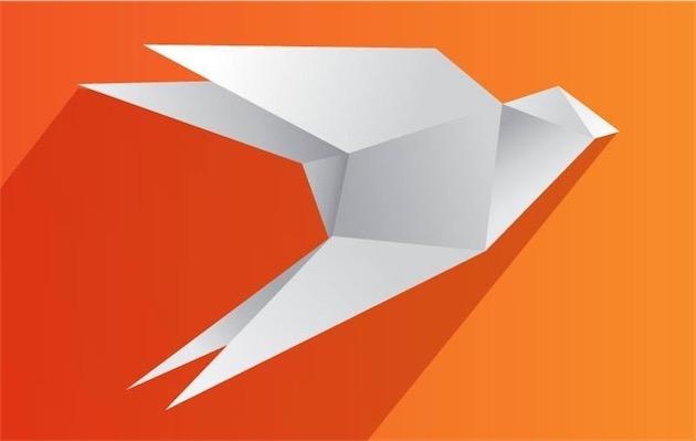 Le logo de Perfect, lun des frameworks serveur en Swift les plus populaires.