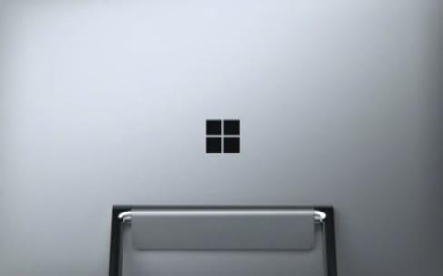 Surface Studio : Microsoft présente un peu plus qu'un iMac