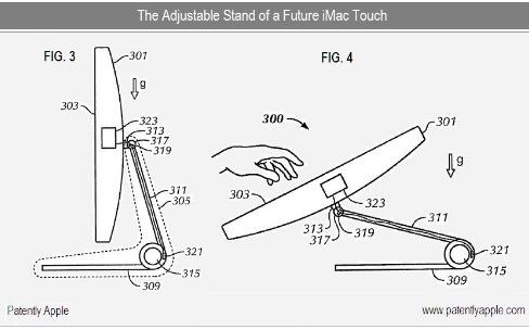 Le Surface Studio concrétise un brevet Apple de 2010