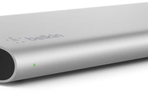 Belkin : un Thunderbolt 3 Express Dock HD pour compléter le MacBook Pro