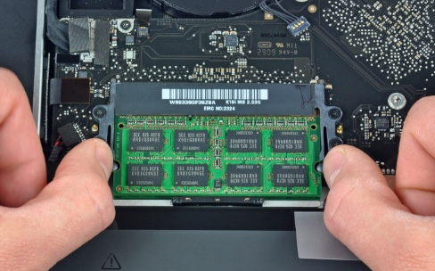 MacBook Pro : Intel limite Apple (sur la quantité de RAM)