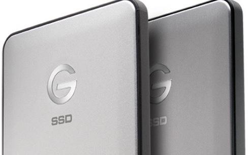 Des SSD de poche en USB-C chez G-Drive