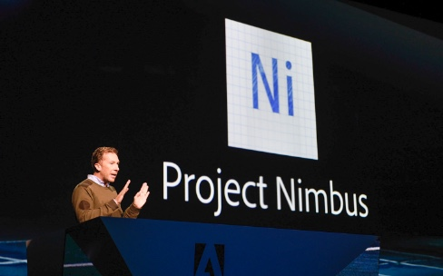 """Project Nimbus"", le Lightroom dans le nuage d'Adobe"