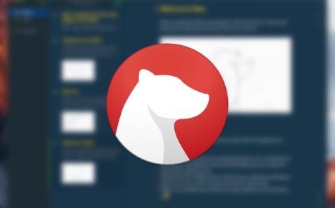 Bear, le gestionnaire de notes élégant, est finalisé