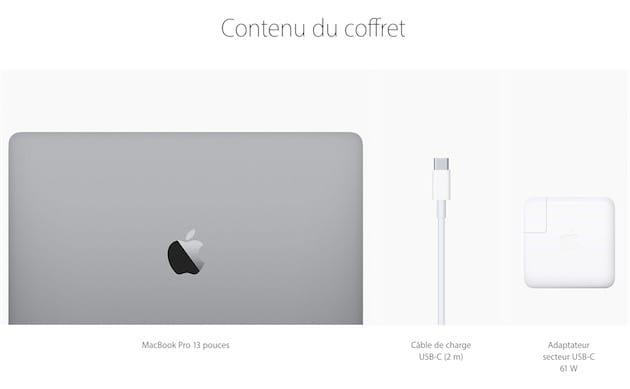 MacBook Pro : non, le câble d'extension du chargeur n'est
