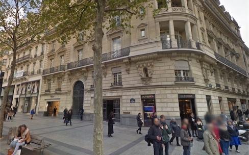 L'Apple Store des Champs-Élysées a son permis de construire