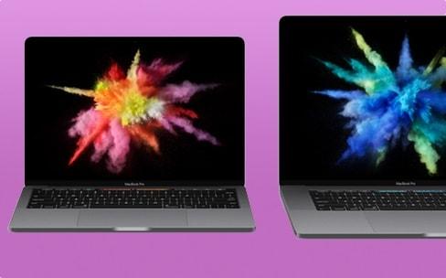 """Les MacBook Pro 2016 bientôt autant vendus que les MacBook 12"""""""