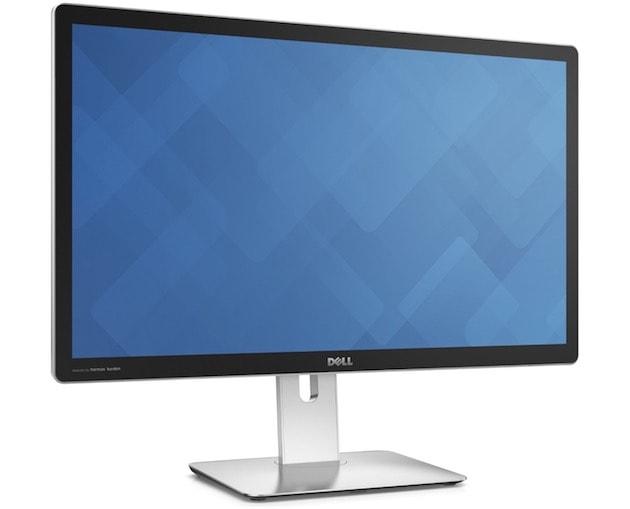 Cet écran 27pouces 5K de Dell était le seul capable de fonctionner avec les Mac récents et d'apporter la même définition qu'un iMac Retina.