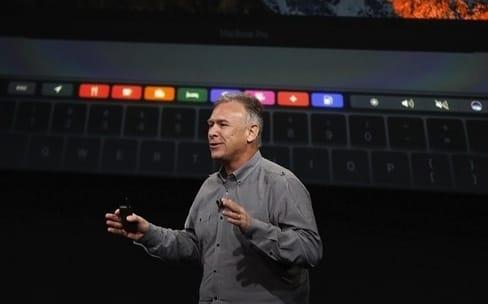 Pour Phil Schiller, le Mac est une «expérience tactile à temps partiel»