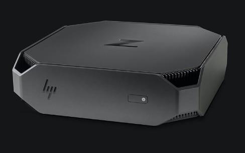 HP : un Z2 Mini aussi mini que puissant