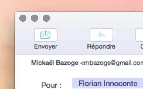 Postbox : une extension macOS et des effets