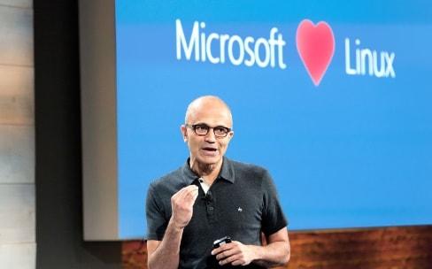 Microsoft aime Linux et le fait savoir