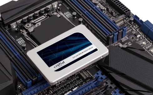 Black Friday: 750Go de SSD Crucial pour 132 €