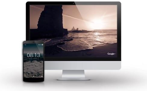Les écrans de veille de Google+ maintenant pour Mac