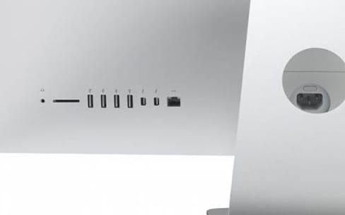 iMac fin 2012 et fin 2013 : un programme de remplacement des charnières défectueuses