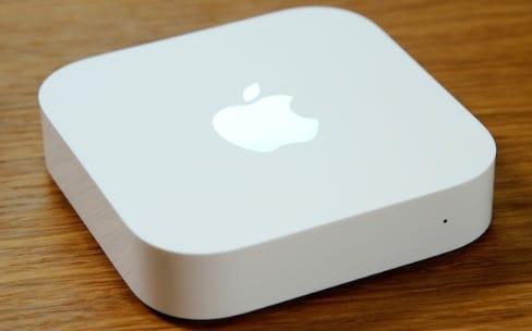 Apple abandonne des routeurs qui donnent pleinement satisfaction