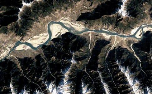 Observez l'évolution de la Terre depuis 1986 avec Google Earth