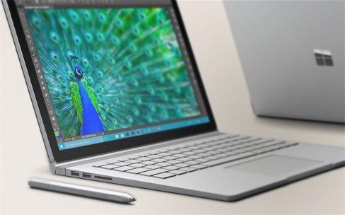 Microsoft : les nouveaux MacBookPro boostent les ventes de Surface