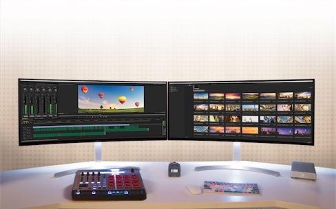 LG : un nouvel écran USB-C présenté au CES