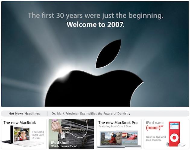 2 janvier 2007, il y a dix ans.