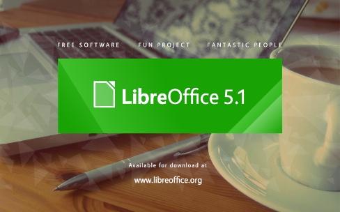 LibreOffice 5.1 ouvre les fichiers dans le nuage