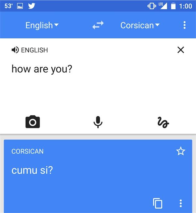 traducteur en anglais google