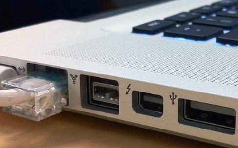 OS X et le port Ethernet bloqué, Apple donne des solutions