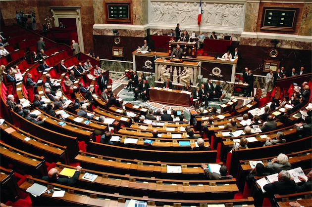 L'Assemblée Nationale française — Photo Magali (CC BY-NC-ND 2.0)