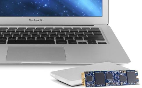 OWC lance un kit SSD pour MacBookPro et MacBookAir2013