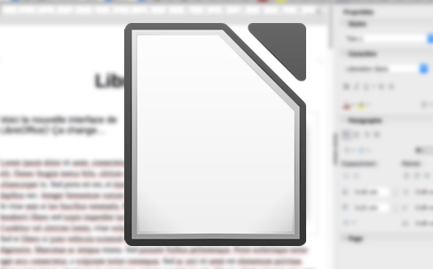 LibreOffice se met aussi à jour sur le Mac App Store