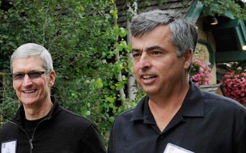 Eddy Cue: «Les ingénieurs d'Apple travaillent contre les criminels»