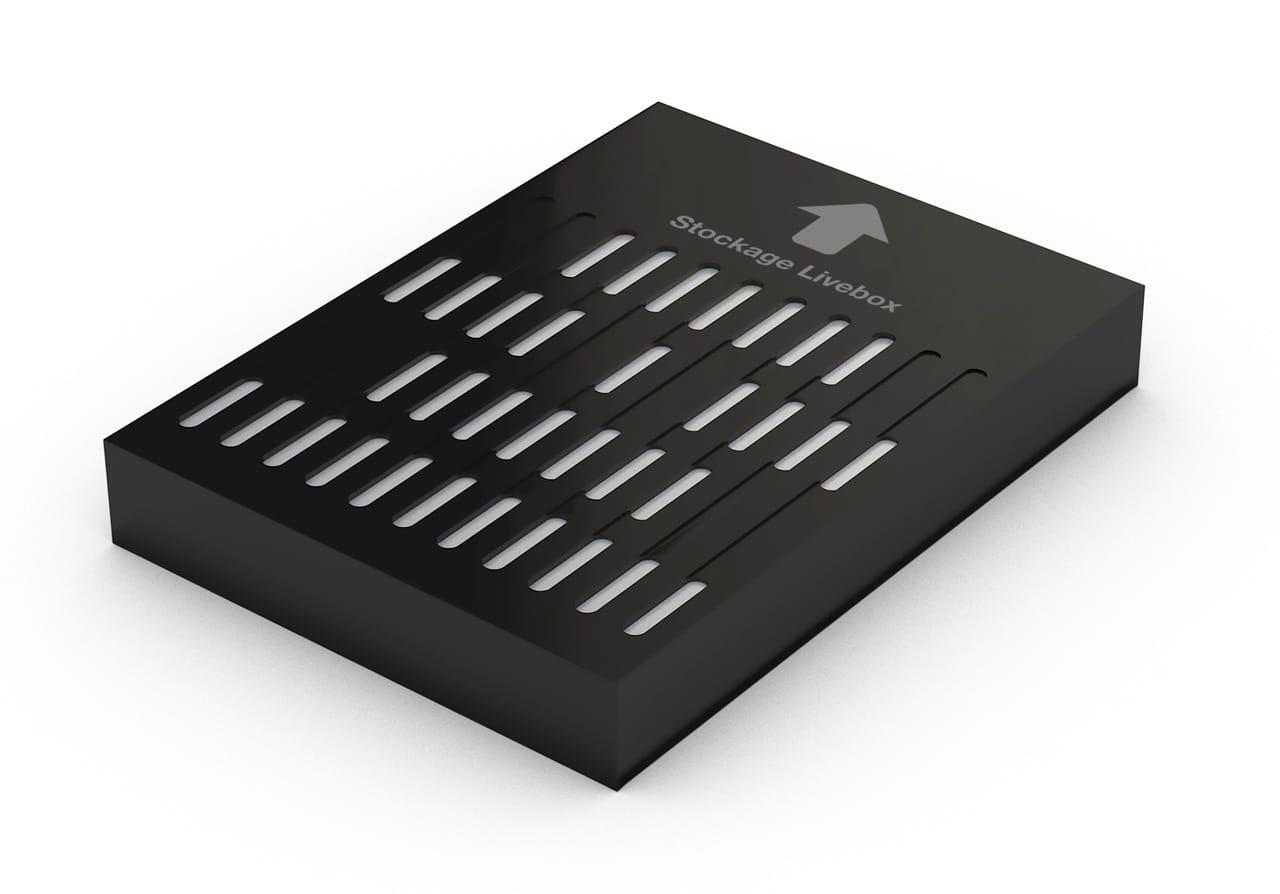 orange pr sente sa nouvelle livebox macgeneration. Black Bedroom Furniture Sets. Home Design Ideas