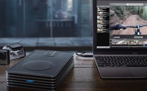 Seagate Innov 8, un gros disque USB-C auto-alimenté