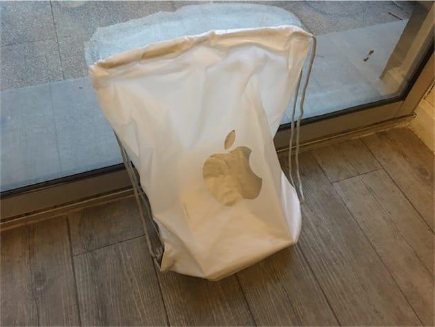 Les sacs en plastique de l'Apple Store en sursis   MacGeneration