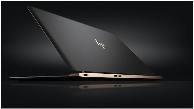 hp spectre 13 l 39 ordinateur portable le plus fin du monde macgeneration. Black Bedroom Furniture Sets. Home Design Ideas