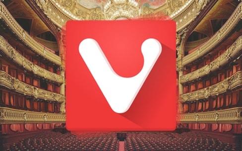Navigateur: Vivaldi veut faire revivre l'Opera d'antan