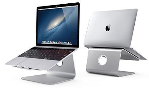 vente flash sur un support alu pour macbook air pro 40. Black Bedroom Furniture Sets. Home Design Ideas