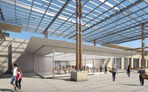 L'Apple Store de Marseille ouvrirait le 14 mai