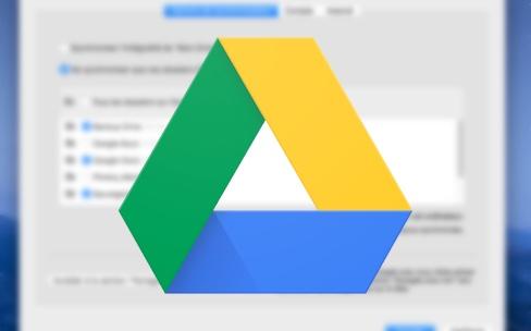 Google Drive complète la synchronisation sélective [MàJ]