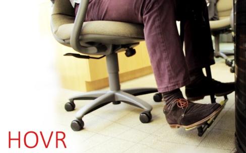 HOVR : une solution bon marché pour perdre des calories au bureau