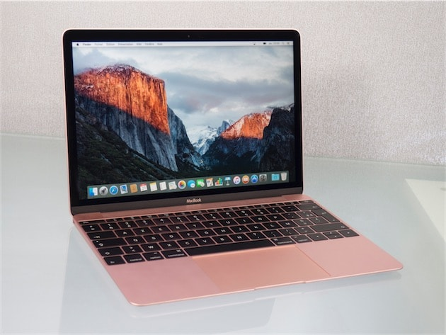 """Test du MacBook 12"""" début 2016"""