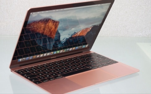 "Test du MacBook 12"" début 2016"