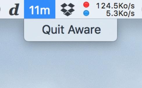 aware affiche depuis combien de temps vous utilisez le mac macgeneration. Black Bedroom Furniture Sets. Home Design Ideas