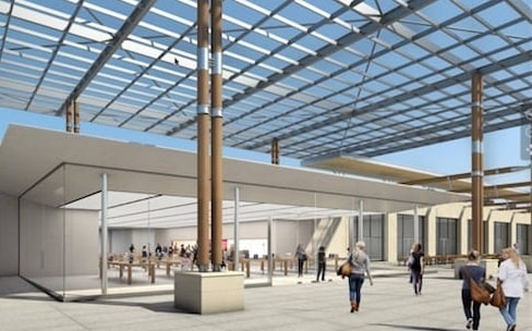 Apple annonce l'ouverture de l'Apple Store de Marseille le 14mai